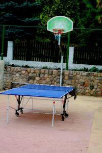 Tenis stołowy w obiekcie Zajazd u Sosny lub pobliżu
