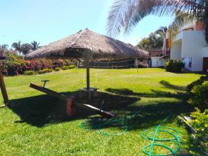 A garden outside Hotel Encosta da Serra