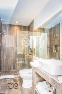 Un baño de Hotel Modelo Buisness Class
