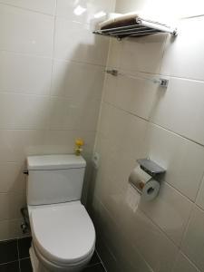 A bathroom at Hi DongDaeMun Hanok Guesthouse