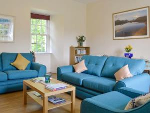 A seating area at Garden Cottage