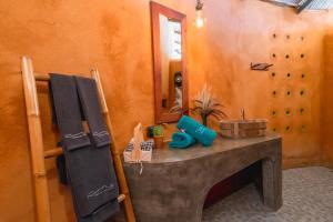 Ванная комната в The Mud - SHA Certified