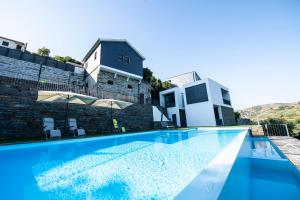 A piscina em ou perto de Casa Foz do Corgo - Moderna