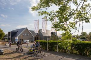 Biking at or in the surroundings of Zonneweelde, Vakantie aan Zee