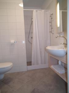 Łazienka w obiekcie 5A Hotel Services