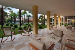 Ресторан / где поесть в Hotel Savoia Thermae & Spa