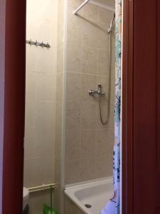 Ванная комната в Отель Виктория