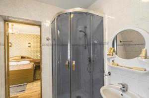 Ванная комната в Zolotaya Bukhta
