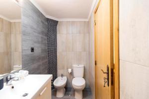 A bathroom at Casinha da Lurdes