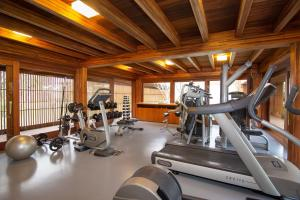 The fitness center and/or fitness facilities at A Concept Hotel & Spa