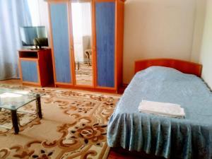 Cama ou camas em um quarto em Dashtvend