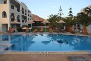 The swimming pool at or near Kalimera Mare