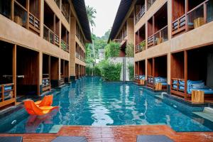 The swimming pool at or near Avatar Railay - Adult Only