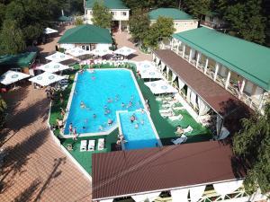 Вид на бассейн в Resort Kanyon или окрестностях