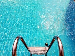The swimming pool at or near Signora Ruth - Aprilia Residence