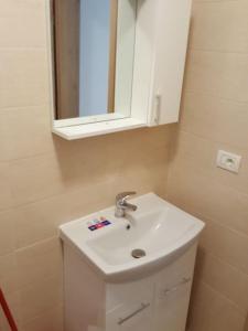A bathroom at La Artari