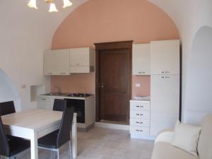 Cucina o angolo cottura di Villa Gaia