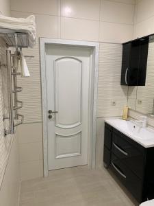 Отель Империяにあるバスルーム