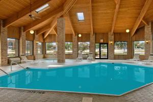 The swimming pool at or near Baymont by Wyndham Tuscola