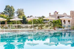 The swimming pool at or near Lindos Royal Resort