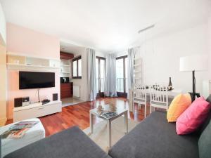 אזור ישיבה ב-Capital Apartments - Centrum - Pokorna