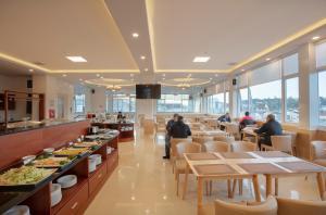 Nhà hàng/khu ăn uống khác tại Interstella Hotel