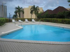 The swimming pool at or near Tumon Bay Capital Hotel