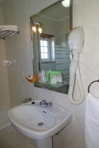 A bathroom at Hotel Mira Rio