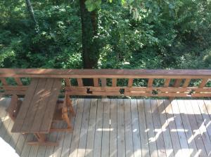 Балкон или терраса в Дом для отдыха Mыс Кадош