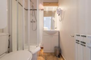 A bathroom at Le Madaleno
