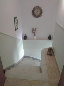 A bed or beds in a room at IATROS 4 ,DETACHED HOUSE IN THE CENTER OF PATRA