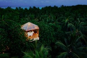 A bird's-eye view of One&Only Reethi Rah