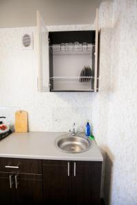 Кухня или мини-кухня в Победы 6