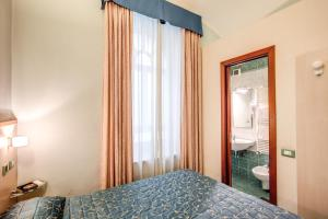 A bed or beds in a room at Casa Carra