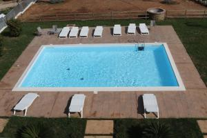 A view of the pool at LE TORRI DEL CILENTO or nearby