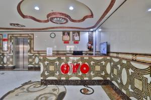 O saguão ou recepção de OYO 278 Taj Saba Furnished Units