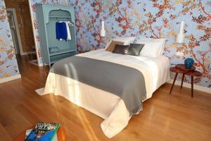 Letto o letti in una camera di Águamel Sintra, Boutique Guest House