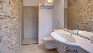 Un baño de Hotel La Freixera