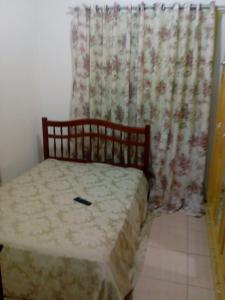 A bed or beds in a room at Hostel Mota