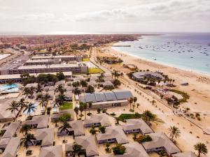 Een luchtfoto van Oasis Belorizonte