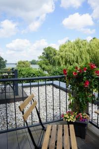 Балкон или терраса в Villahotel Rheinblick