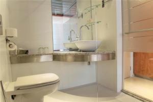 Een badkamer bij Torarica Resort
