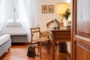 Area soggiorno di FuordArno Bed & Breakfast