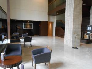 호텔 베스트랜드 로비 또는 리셉션