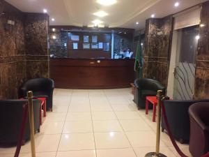 O saguão ou recepção de Al Fanar International Hotel Apartments 2 Jeddah