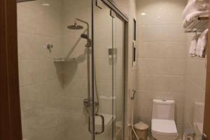 Um banheiro em Elite of Elite Hotel Apartments
