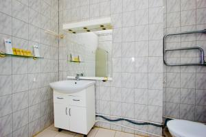 Ванная комната в Апартаменты на Пролетарской для 6 гостей