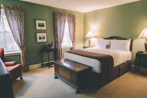 Кровать или кровати в номере The Great George