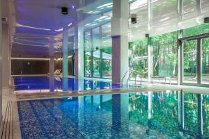 The swimming pool at or close to Gwiazda Morza Resort SPA&SPORT