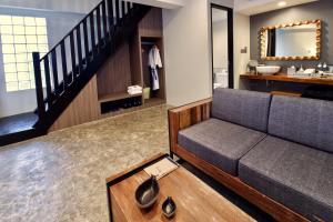 A seating area at Deevana Krabi Resort-Sha Plus